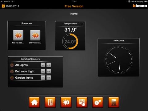 control temperatur doma